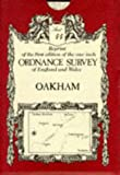 Oakham and Peterborough (Victorian Ordnance Survey) (No. 44)