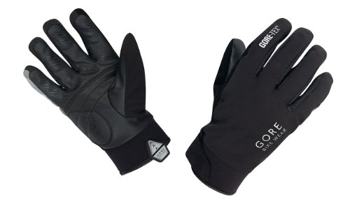 GORE BIKE WEAR UNIVERSAL GT Thermo Men's Cycling Gloves, black, size 8