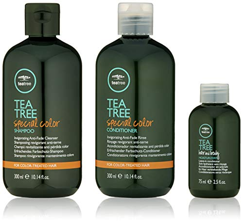 Tea Tree Tingle & Conditioner Color Indulgence Set