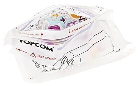 TOPCOM - Bolsas de microondas para esterilizadores: Amazon.es: Bebé