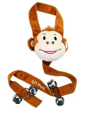 Training Pad Coastal - Coastal Pet Products #84210 L`Il Pals Potty Training Bells - Monkey