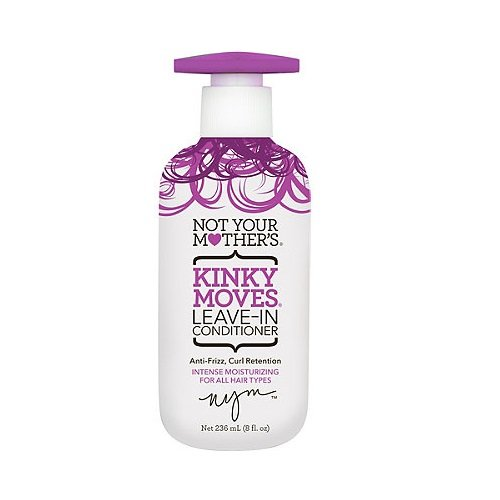 Not Your Mother's Kinky Moves Leave-in Conditioner, 8 Ounce