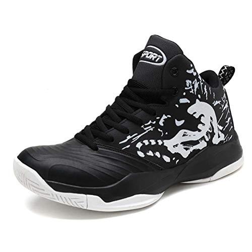 43 Gamme Shoes Ultra Respirant Chaussures Fonctionnement Scooer Hommes Entraînement Léger Chaussures De Gshe Athlétique Haut black ZFqwWX