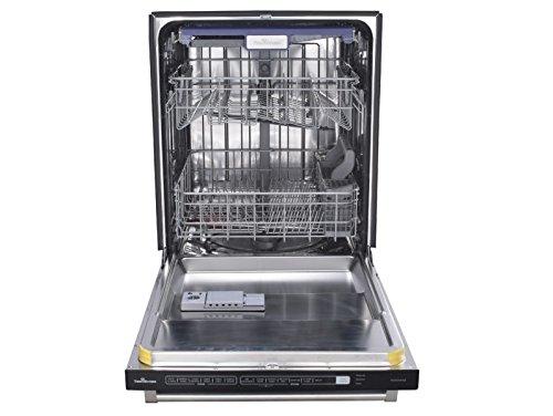 "Thor Kitchen 4-Piece Bundle with 6 48"" Under Hood, Franch Fridge 24"" Dishwasher"