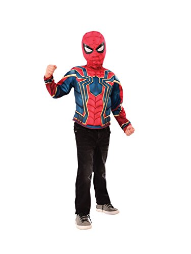 Spider-Man Muscle Chest Shirt Set