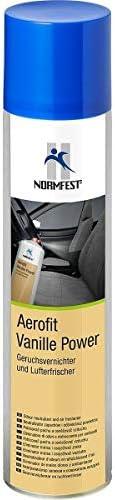 Aerofit Normfest Vanille Power Geruchsvernichter Lufterfrischer Auto