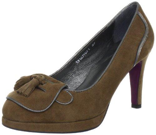 Giudecca Abad AW12JY071 - Zapatos clásicos para mujer Beige