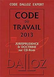 Code Dalloz Expert. Code du travail 2013 - 11e éd.