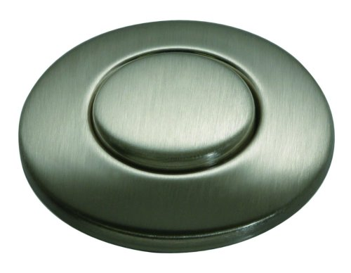 Insinkerator STC-SN Sink Top Button, Satin Nickel