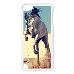 Personalized Unique Design Case for Ipod Touch 5, Galloping Horse Cover Case - HL-R670719