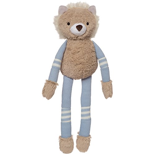 Manhattan Toy Twiggies Toby Lion Stuffed Animal, 16