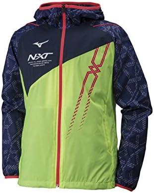 トレーニングウェア ウィンドブレーカーシャツ N-XT パーカー 撥水 男女兼用 32JE8030