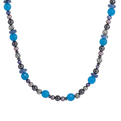 Moonlit Waters (Carolyn Pollack Moonlit Waters 24 Inch Beaded Necklace)
