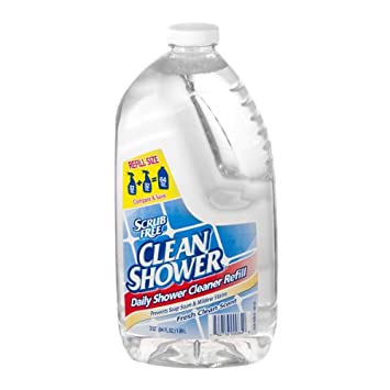 Charmant Clean Shower Shower Cleaner 64 Oz
