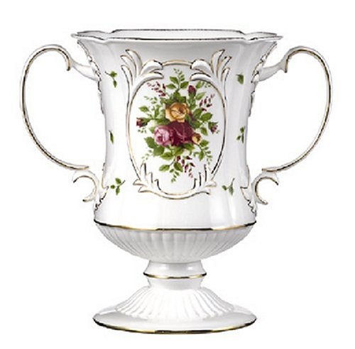 Royal Albert Old Country Roses Grandeur Vase