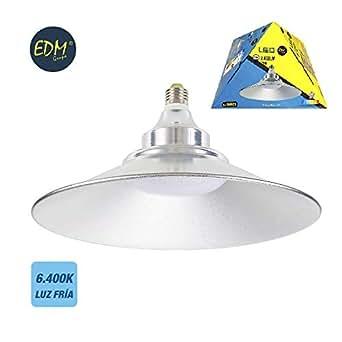 Luminaria LED E27 30/35W 6400K (LUZ FRÍA O LUZ DÍA) bombilla tipo