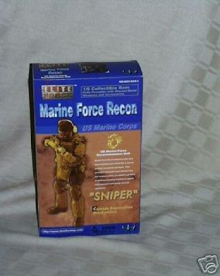"Elite Force Marine Force Recon ""Sniper"""