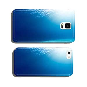 Blue sea cell phone cover case iPhone6 Plus