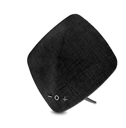 Bluetooth Wireless Diamond Speaker w/Fabric Grill Best Stereo Micro SD Card Slot & 3.5mm Aux Jack Loud Great Bass Treble for iPhone Ipad iPod Android Samsung Galaxy Etc (Decorative Diamond Speaker) ()