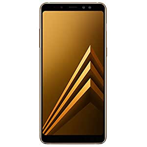 Samsung Galaxy A8+ A730F 32GB Unlocked GSM 4G LTE Android Phone w/ Dual 16MP + 8MP Front Camera - Gold