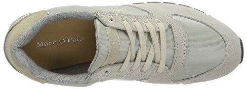 Marc O'Polo 70113893502603 Sneaker - Zapatillas Mujer gris (Light gris)