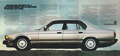 1987 BMW 735i SEDAN
