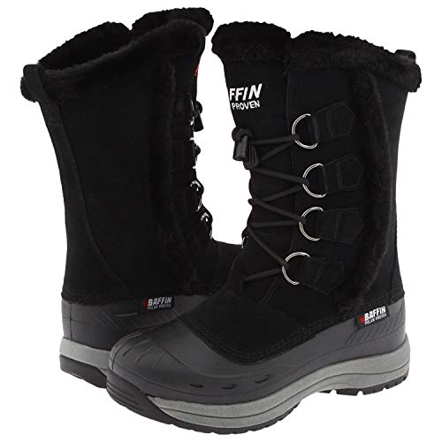 Baffin Women's Chloe Insulated Boot,Black,9 M US