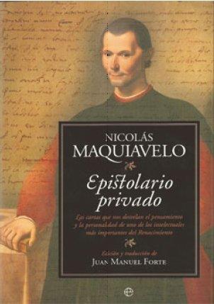 Descargar Libro Epistolario Privado ) Nicolas Maquiavelo