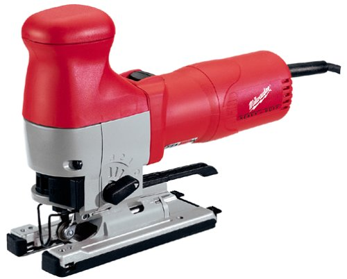 Milwaukee, 6276-21, Jigsaw, 4-Pos Orbital Cutting, 500-3000spm