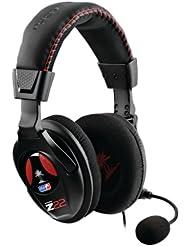 (6.1折)$54.99,Turtle Beach Ear Force Z22乌龟海岸PC游戏耳机,