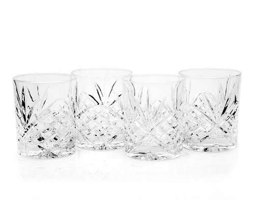 Godinger Dublin Double Fashioned Glasses product image