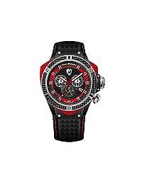 Tonino Lamborghini Mens Watch Chronograph Spyder 3305