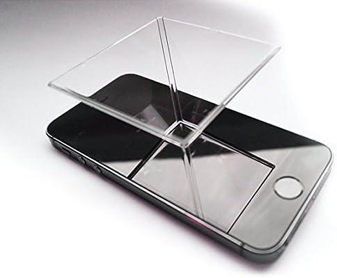 SPECTRE Smartphone 3D Holograma proyector: Amazon.es: Electrónica