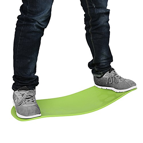 AIMEI Twisting Fitness Board Simple Core Workout for Abdominal Muscles and Legs Balance Fitness Board