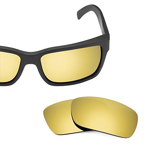 repuesto Elmore Zipper Dorado Von — Polarizados para múltiples Lentes Opciones Revant Mirrorshield de Elite qUECpYBqw