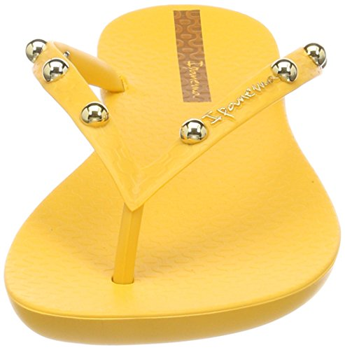 Tongs Ipanema 8655 Yellow Femme Jaune Fem Wave Glam 7tqtp1