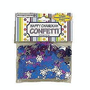 - Happy Chanukah Confetti