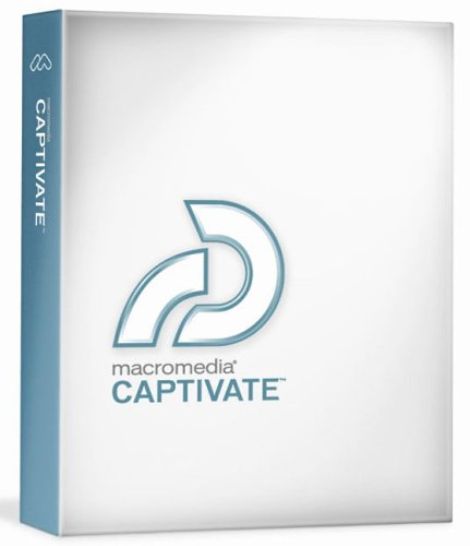 Captivate Upgrade Web Designing/Publishing 1 User(s) Product Upgrade Standard English PC