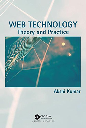 Web Technology  Theory And Practice