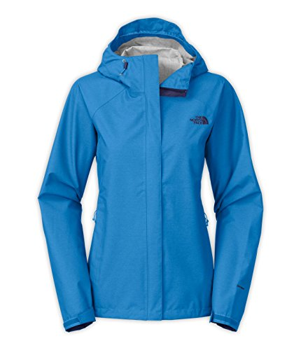 The North Face Venture Jacket Women's Clear Lake - Plus Size North Face Clothing