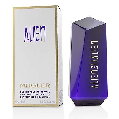 - Thierry Mugler ALIEN Beautifying Body Lotion, 6.8 oz