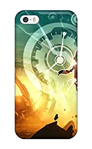 Sherry Green Russell's Shop High Impact Dirt/shock Proof Case Cover For Iphone 5/5s (ratchet & Clank Future A Crack In Time Game) 6139497K51053002