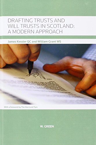 Drafting Trusts and Will Trusts in Scotland: A