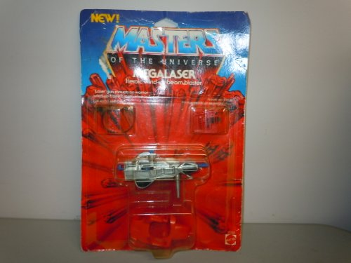 Masters of the Universe Megalaser Heroic Wind-Up Beam Blaster ()