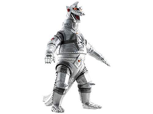 Godzilla Series Exclusive Silver 7 INCH Vinyl (Toys Mechagodzilla Godzilla)