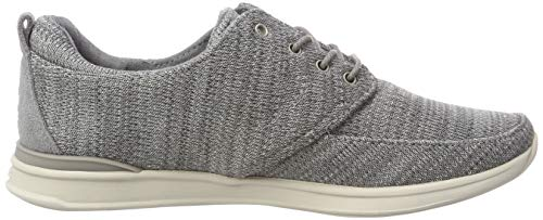 Sneakers Argenté Basses Femme Low Tx Rover Reef silver Sil xq4Sff