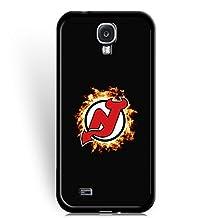 Galaxy S4 Case, NHL- New Jersey Devils Team Logo- Samsung Galaxy S4 (I9500) Case Hocky-High quality Case