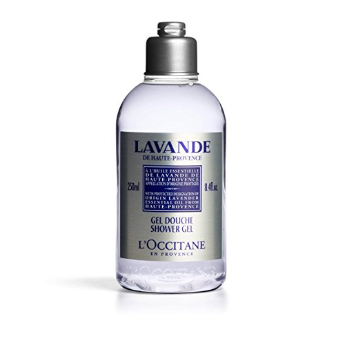 L'Occitane Lavender Shower Gel, 8.4 fl. - Lotion Loccitane Hand Lavender