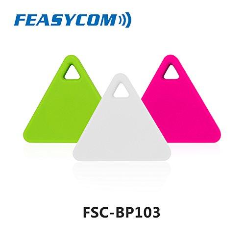 FeasyBeacon Mini Bluetooth 5.0 Proximity low energy Beacon with Eddystone, iBeacon and AltBeacon,Android & iOS programmable by Feasycom (Image #1)