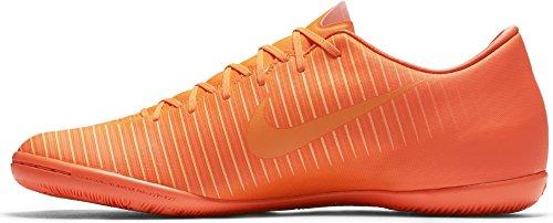 Nike Mercurialx Seger Vi Ic Mens Fotboll-skor 831966-888_6 - Total Orange / Ljus Citrus-hyper Crimson
